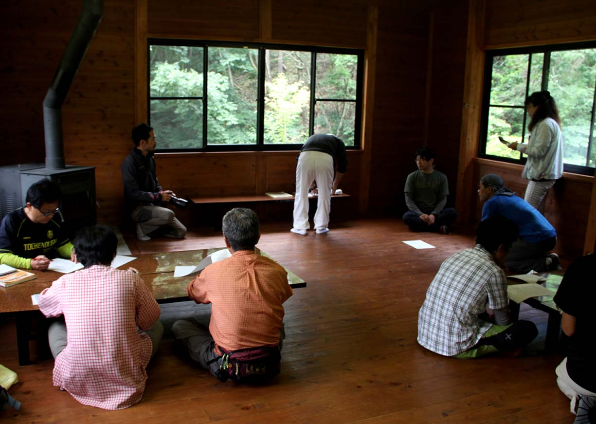長野山岳講習会(10)