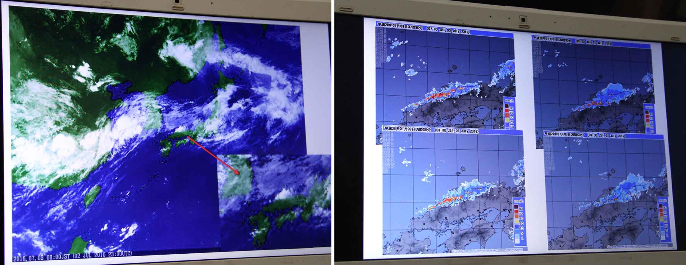 梅雨と夏の気象講座(4)B
