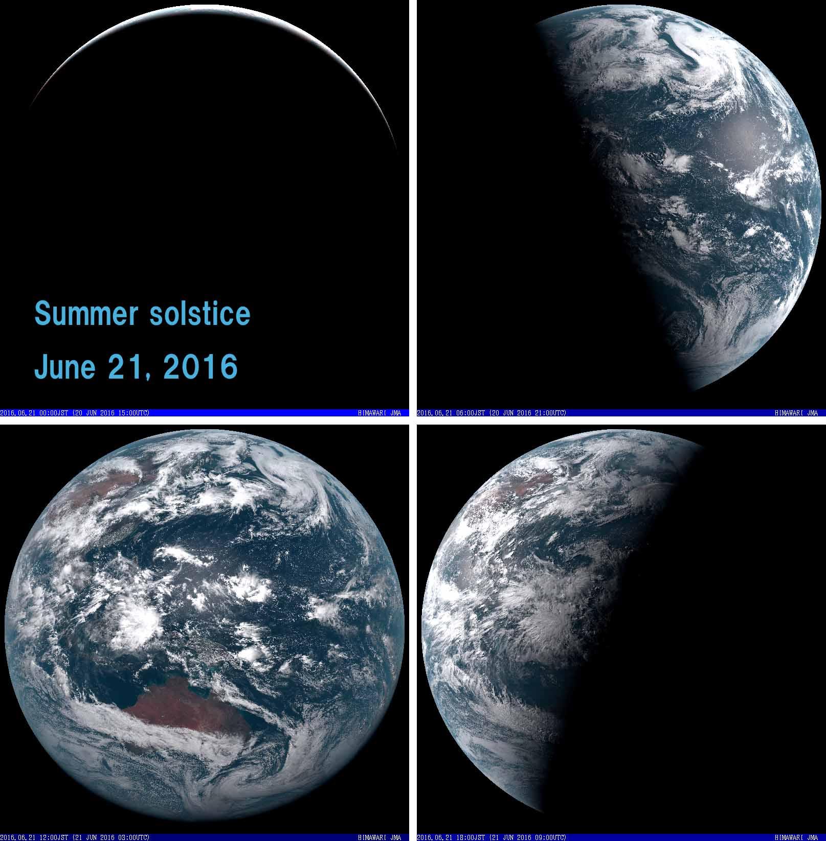 2016年6月21日 可視全球模様