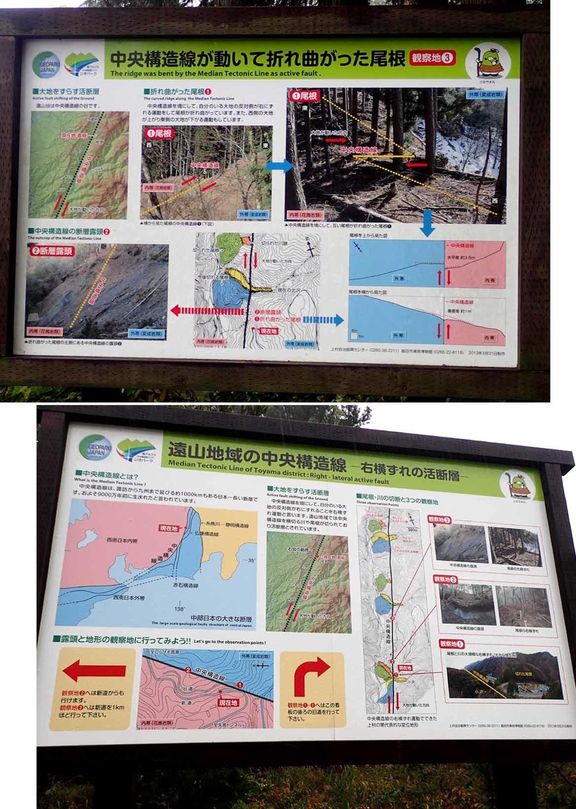 三峰川から大井川へ(4)