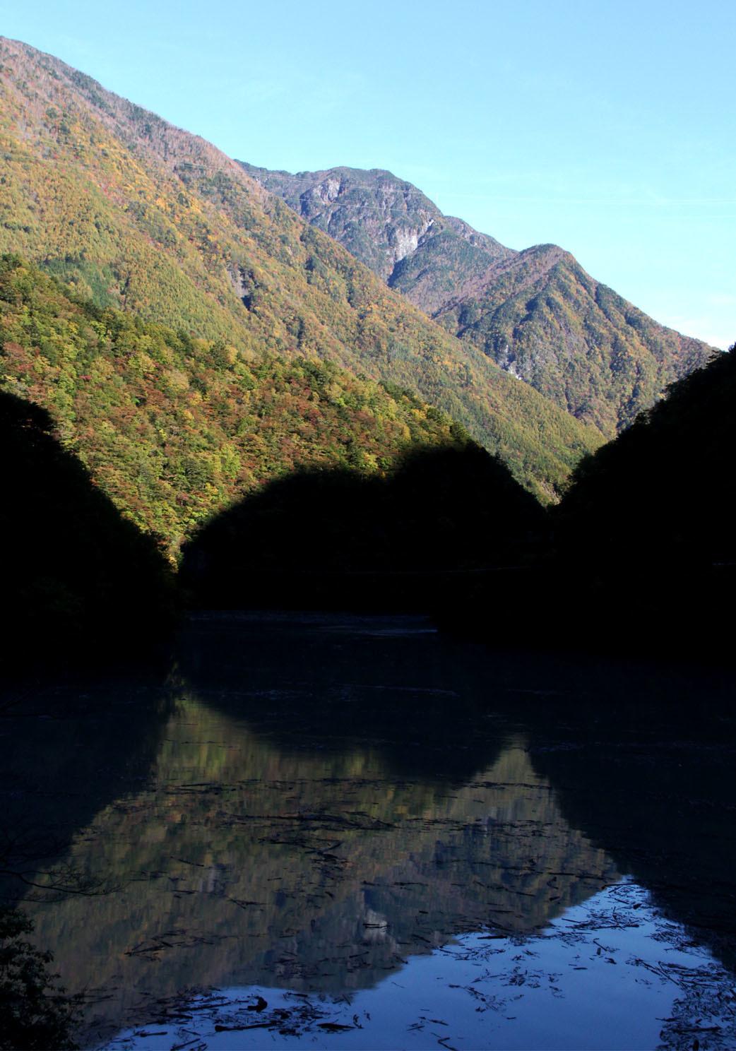大井川上流(7)