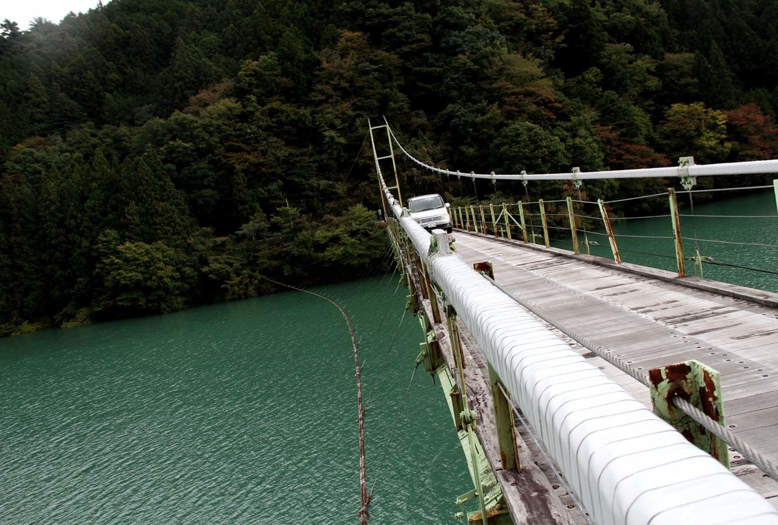 立派な?吊橋(5)