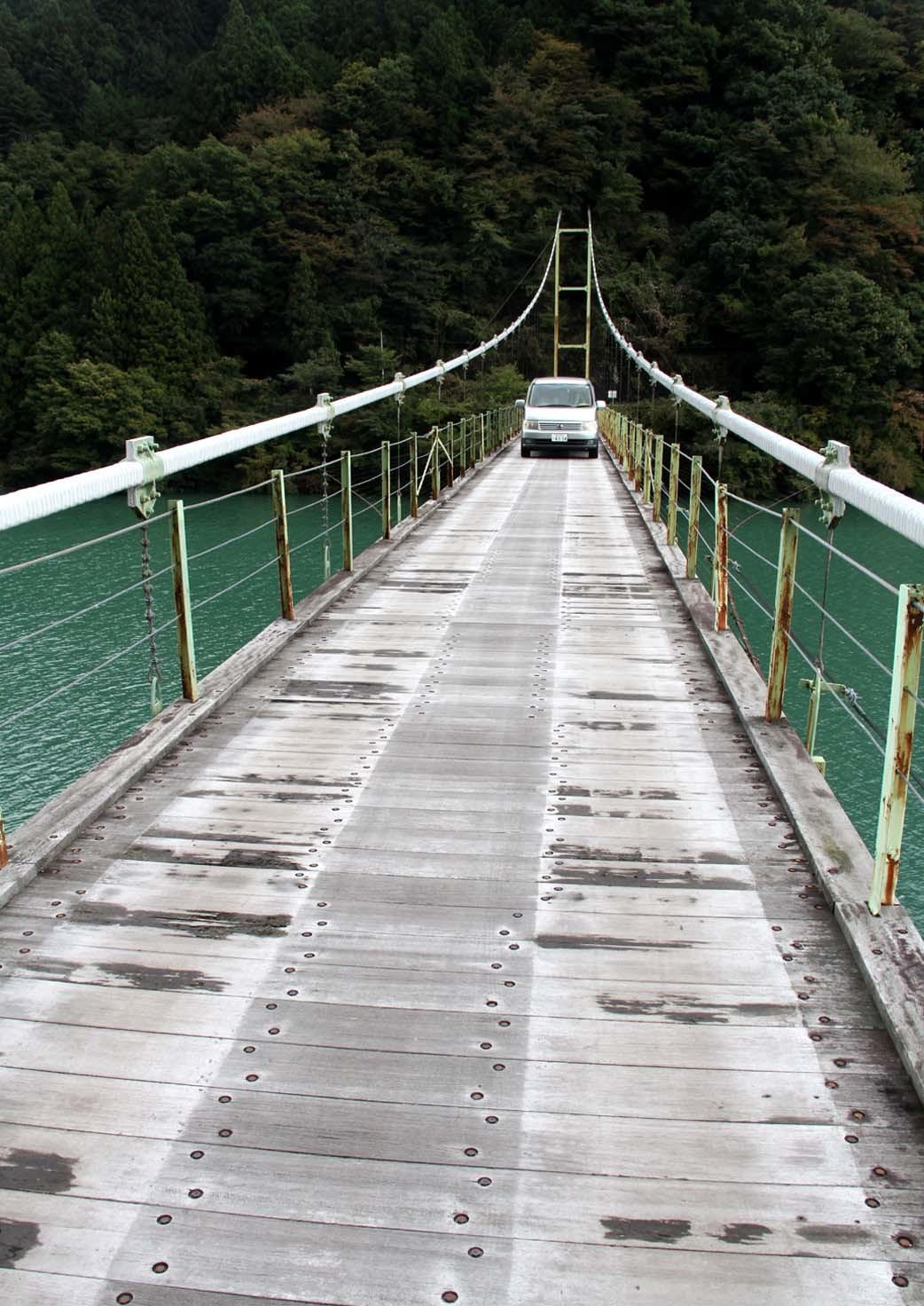 立派な?吊橋(6)