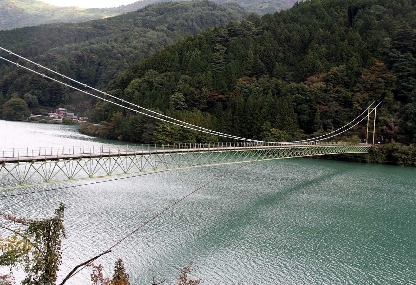 立派な?吊橋(7)