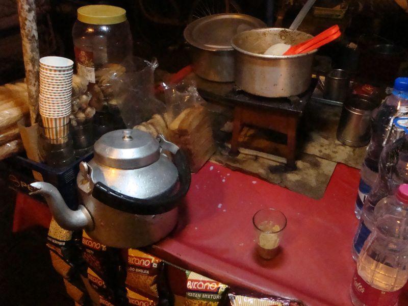 インド チャイ屋