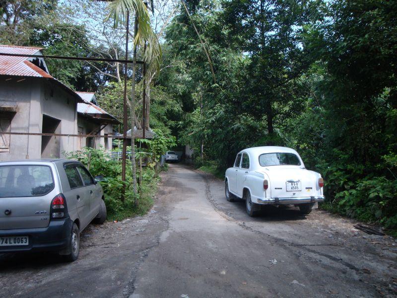ブリマリ国境