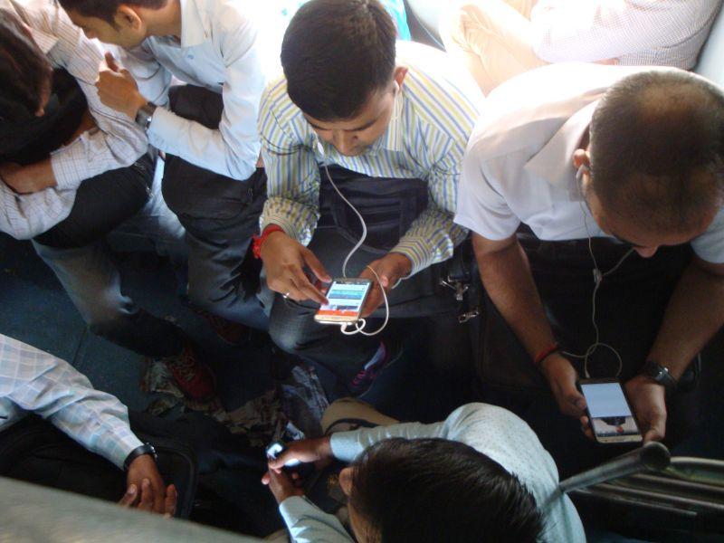 Sleeper Class india