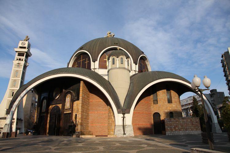 聖クリメントオフリドスキ教会