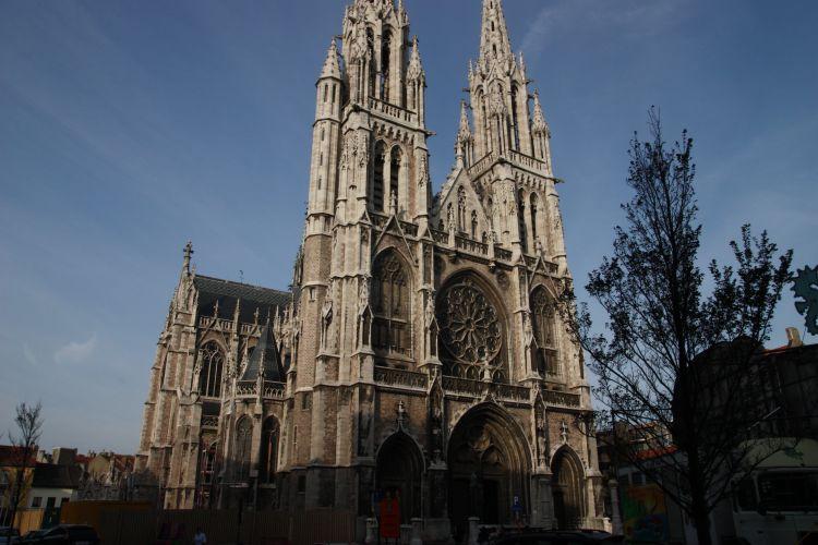 ベルギー教会