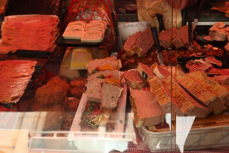 ベルギー肉製品