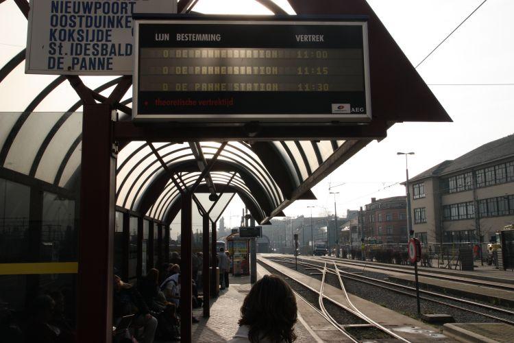 ベルギー路面電車