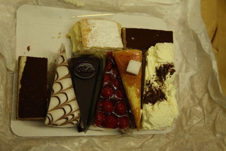 ハンガリーケーキ