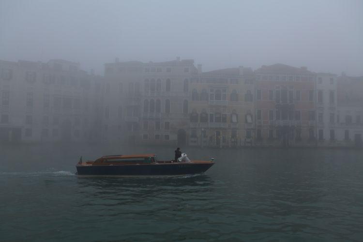 霧のヴェネツィア