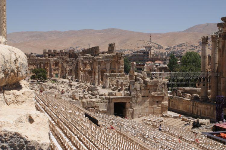 レバノン遺跡