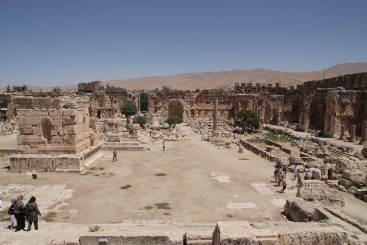 レバノン観光