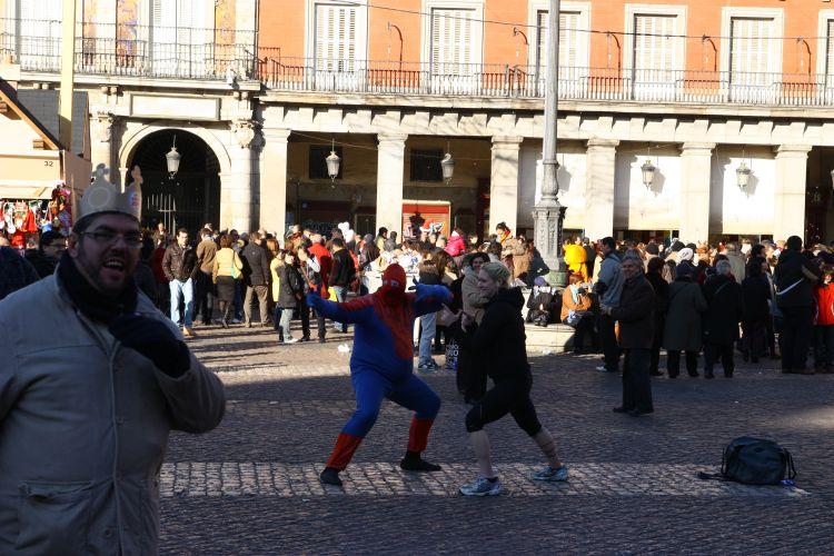 スペインクリスマスマーケット