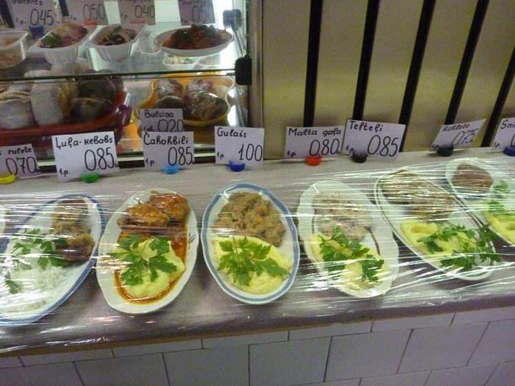 リガ市場食堂