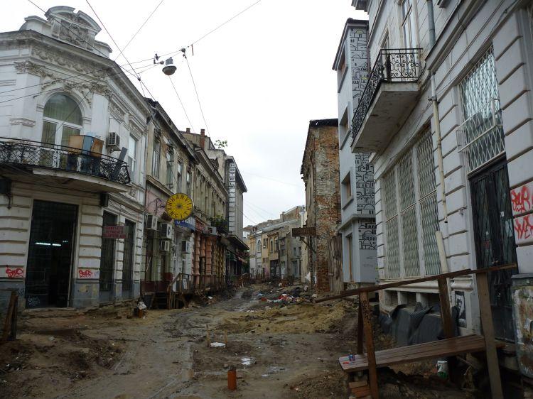 ルーマニア観光