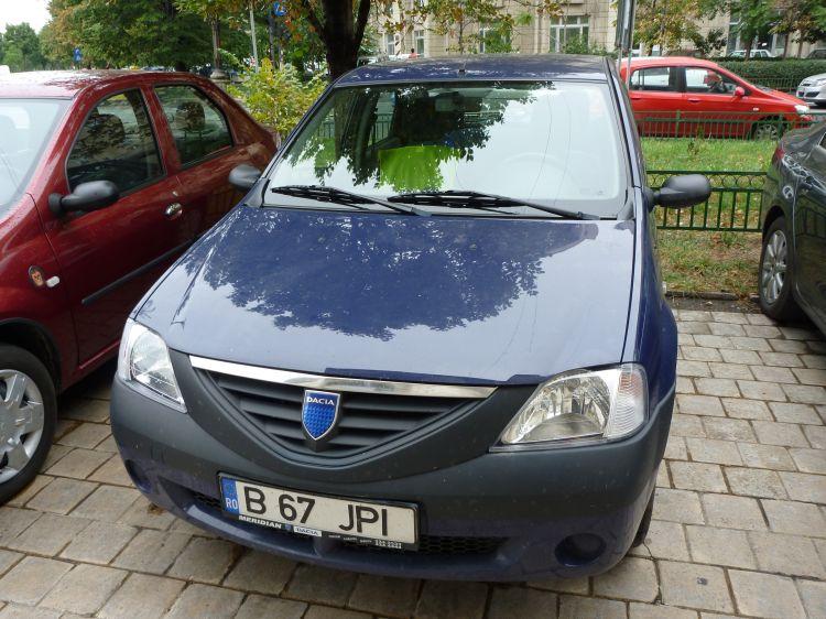 ルーマニア車ダチア(Dacia)
