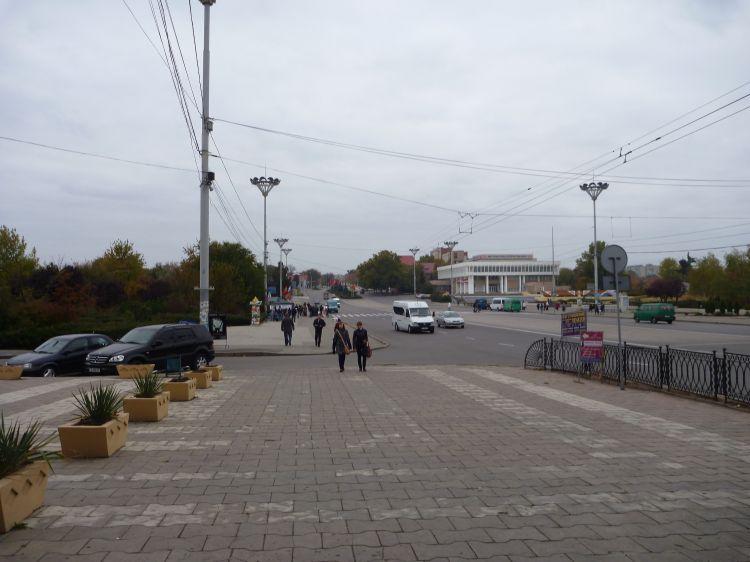 沿ドニエステル共和国的ランチ