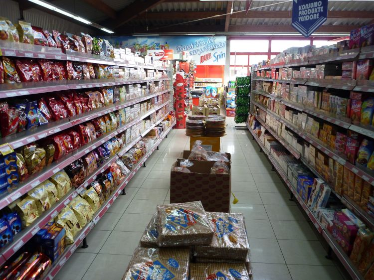 海外スーパーマーケット