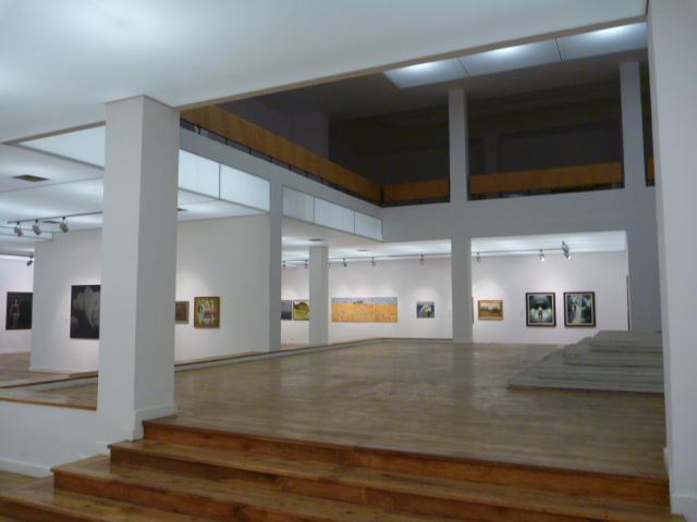 ティラナ美術館