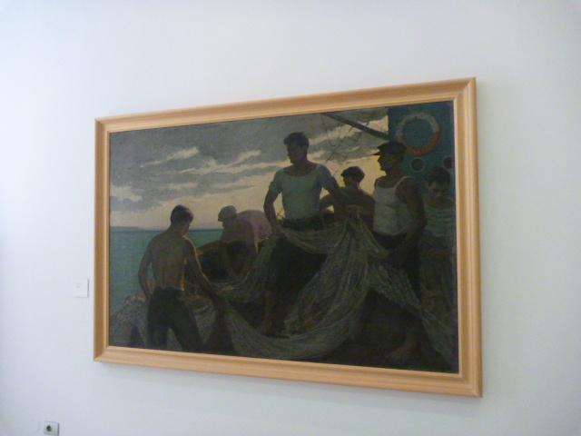 旧ソ連絵画