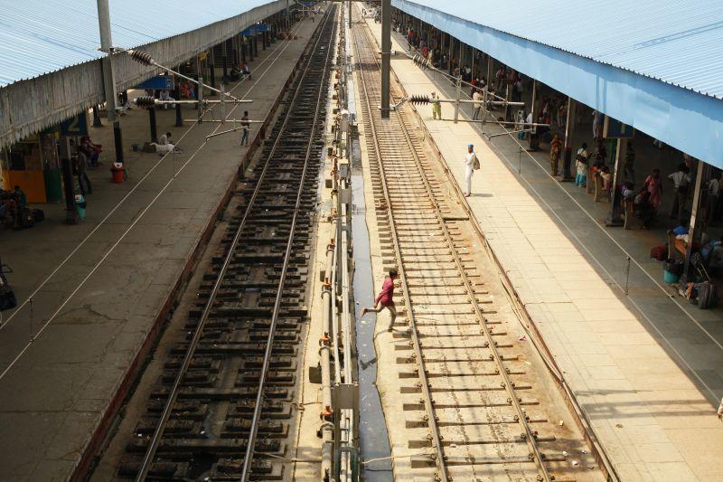 海外鉄道の旅