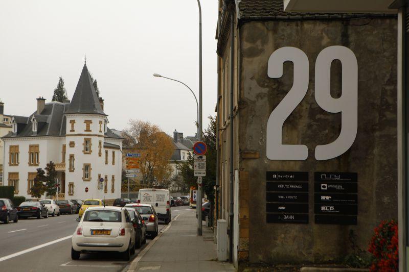 ルクセンブルク街歩き