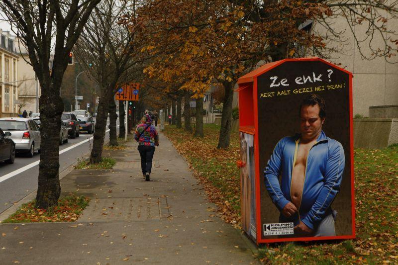 ヨーロッパ広告