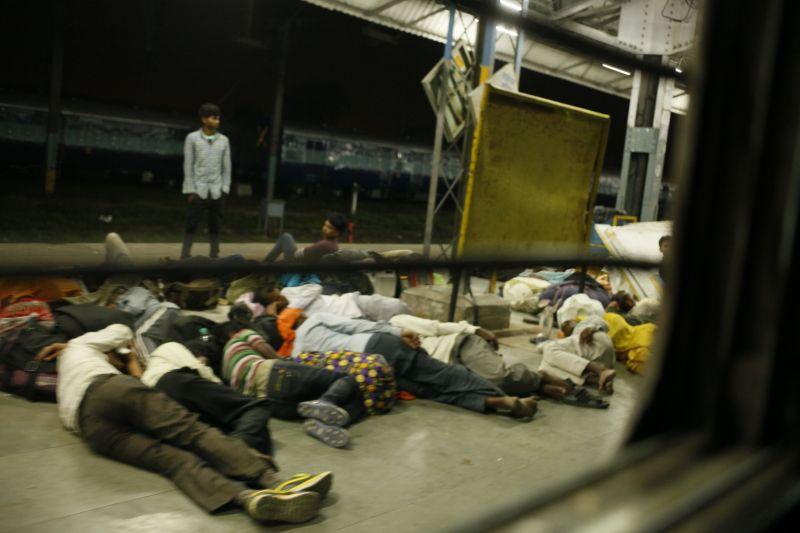 indian rail night train