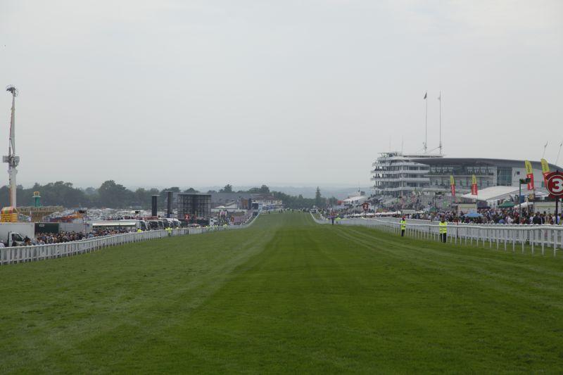 イギリス競馬場旅行