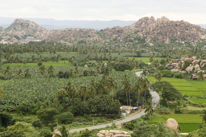 ハンピハヌマーン寺院