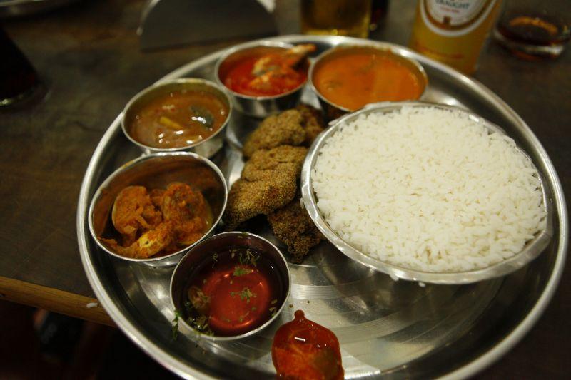 ritz restaurant india