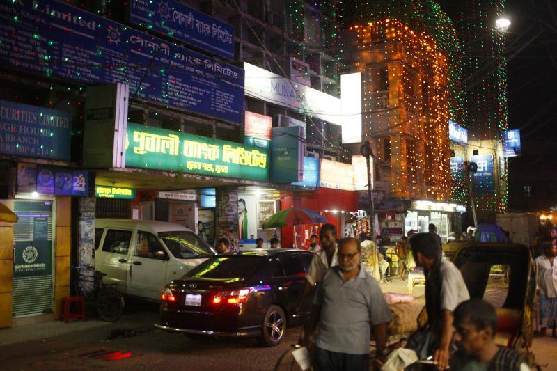 Bangladesh.Khulna