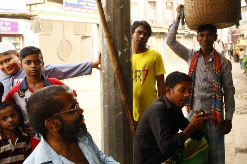 バングラデシュ旅