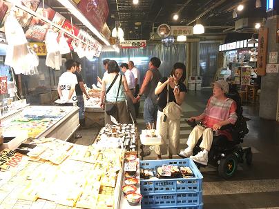 東京都 足立区 老人保健施設 千寿の郷 通所リハビリ デイケア 入所 短期入所 ショートステイ 電動車椅子 旅行