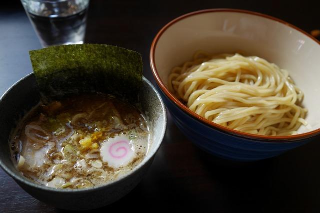 2016-10-12 麺処 はなぶさ 006