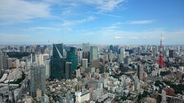 TOKYO CITY VIEW 3