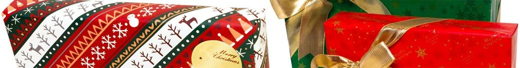 バナー:クリスマスラッピング