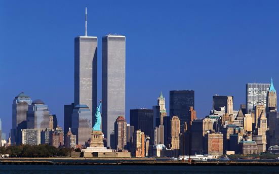Twin Towers NY