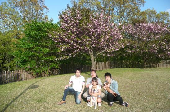武さんと家族さん