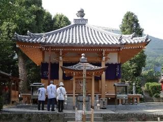 72曼荼羅寺-大師堂26