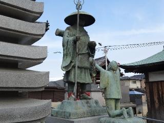 77道隆寺-大師像26