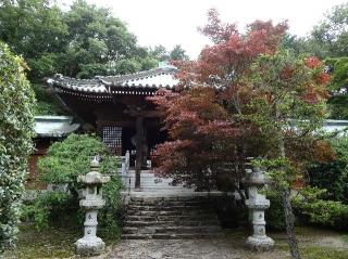 82根香寺-本堂26