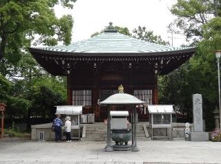 84屋島寺-大師堂26