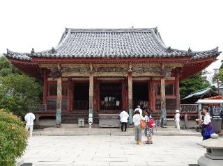 84屋島寺-本堂26