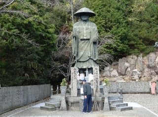 88大窪寺-大師像25