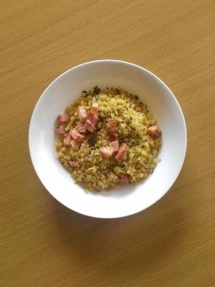 パラパラ炒飯1