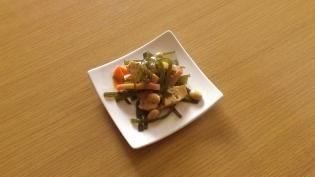 昆布、大豆、豆腐、煮